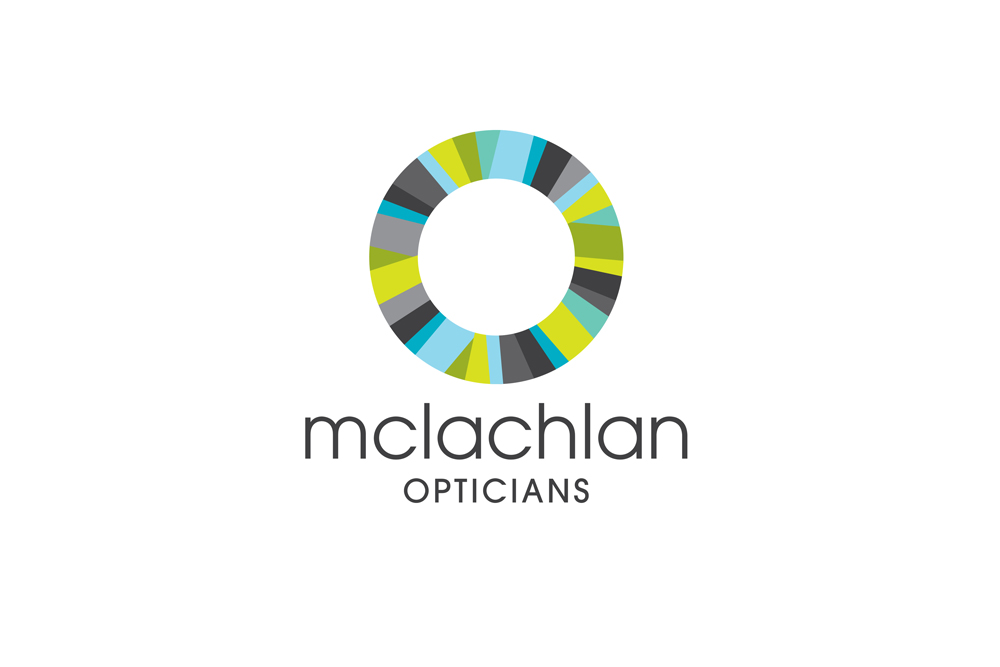 McLachlan Opticians Brand & Signage