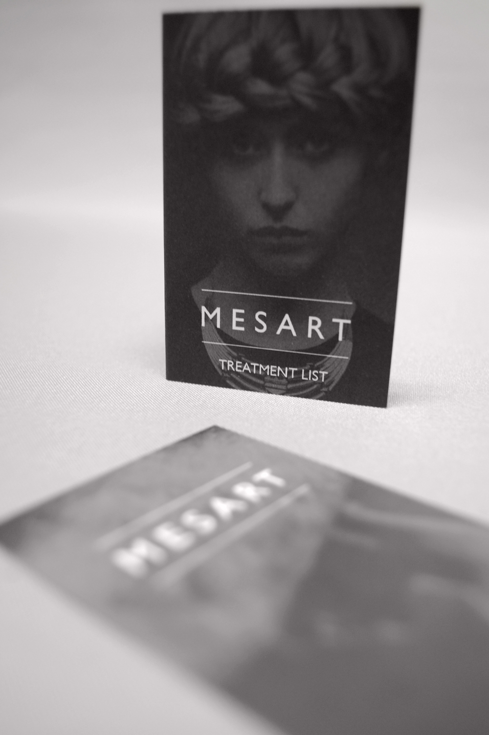 Mesart Appointment Cards Design & Print